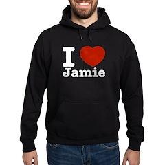 I love Jamie Hoodie