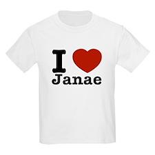 I love Janae T-Shirt