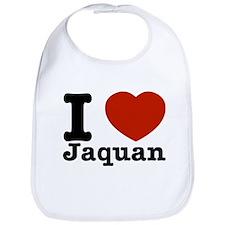 I love Jaquan Bib