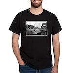 Lazy Dog Black T-Shirt