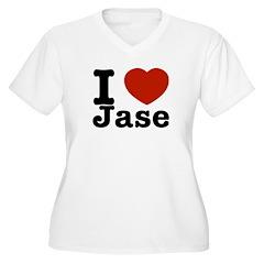 I love Jase T-Shirt