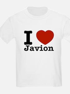 I love Javion T-Shirt