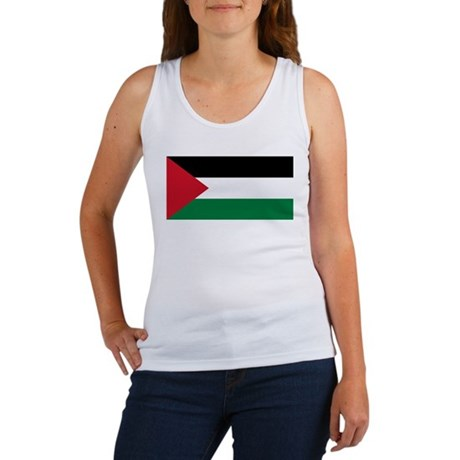 Palestine Flag Women's Tank Top