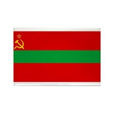 Transnistria Flag Rectangle Magnet