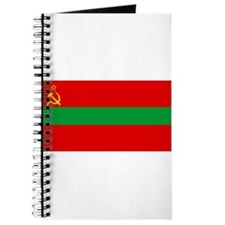 Transnistria Flag Journal