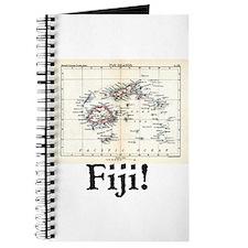 Fiji Map Journal