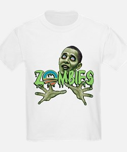 OZombies-tee blk T-Shirt