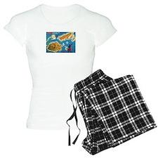 Vintage Fiji pajamas