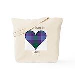 Heart - Lang Tote Bag