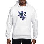 Lion - Lang Hooded Sweatshirt
