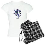 Lion - Lang Women's Light Pajamas