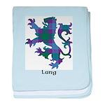 Lion - Lang baby blanket
