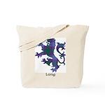 Lion - Lang Tote Bag