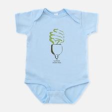CAUTION: twisted ideas Infant Bodysuit