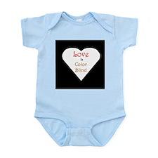 Interracial Love & Relationship Infant Creeper
