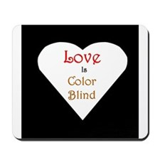 Interracial Love & Relationship Mousepad