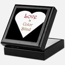 Interracial Love & Relationship Keepsake Box