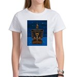 Knights & Princess on Ship Women's T-Shirt