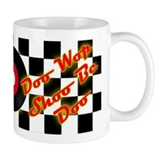 Doo Wop Fifties Retro Mug