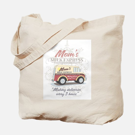MM Mom's Milk Express Tote Bag