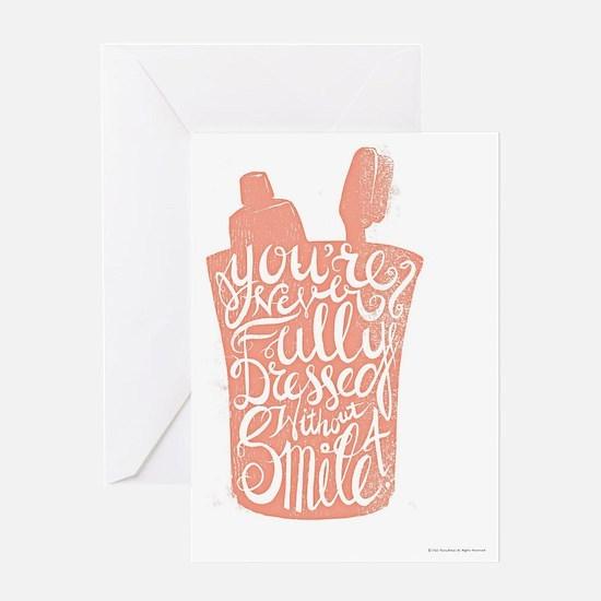 Cute Annie Greeting Card
