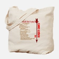 we could do it you know Tote Bag