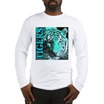 Tigers Exotic Jade Moonlight Long Sleeve T-Shirt