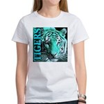 Tigers Exotic Jade Moonlight Women's T-Shirt