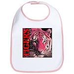 Tigers Passionate Red Bib