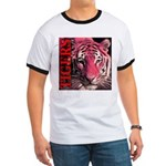 Tigers Passionate Red Ringer T