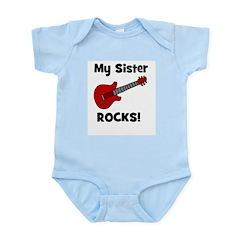 My Sister Rocks! (guitar) Infant Creeper