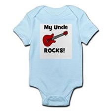 My Uncle Rocks! (guitar) Infant Creeper