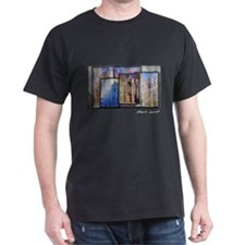 Monet Painting Compilation, Cathedral T-Shirt