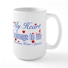 American water spaniel Dog Designs Mug