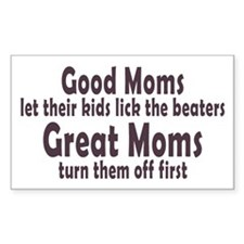 Great Moms Decal
