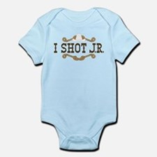 Dallas TV Infant Bodysuit