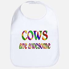 Awesome COWS Bib