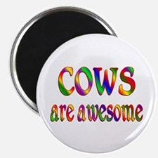 Awesome COWS Magnet