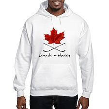 Canada. Hockey. Hoodie