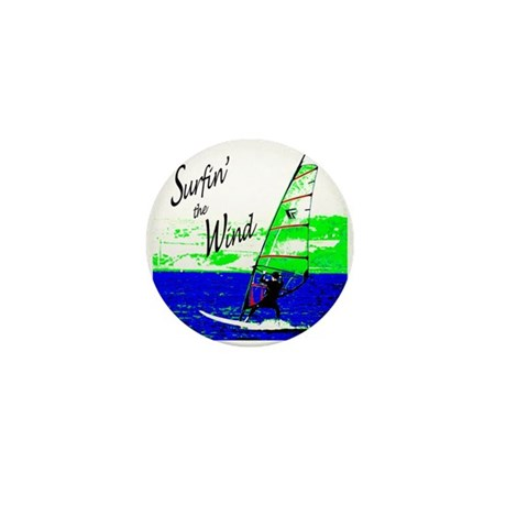 Surfin' the Wind Mini Button (100 pack)