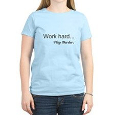 Work Hard Light T-Shirt