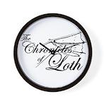 Loth Logo Wall Clock
