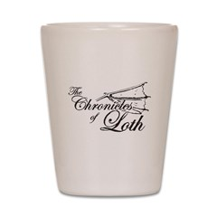 Loth Logo Shot Glass