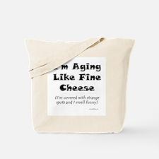 Aging Gracefully Tote Bag
