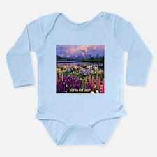 Can You Find Jesus? Long Sleeve Infant Bodysuit