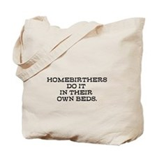 Homebirth Tote Bag