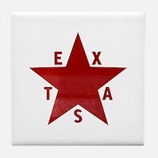 Cute Amarillo Tile Coaster