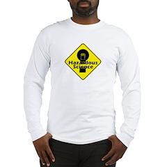 Hazardous Science Long Sleeve T-Shirt