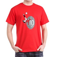 Roo Overhead T-Shirt Colour