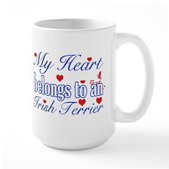 Irish Terrier Dog Designs Mug